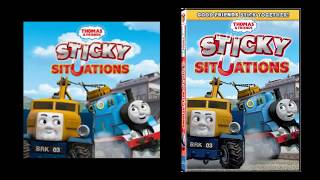 Thomas and Friends Home Media Reviews Episode 85 - Sticky Situations