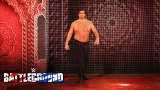The Great Khali returns to assist Jinder Mahal in his Punjabi Prison Match: WWE Battleground 2017
