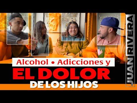 Brenda y Juan hablan del Alcohol Adicciones y el DOLOR de los HIJOS Juan Rivera