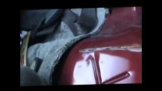 GM & Pontiac Grand Am Fuel Tank Sensor, Pump: Trap Door Shortcut. code P0440