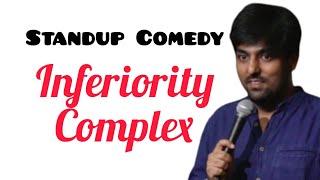 Inferiority Complex   Stand-Up Comedy   Pratyush Chaubey   khatarnaak Emotions :Ep1