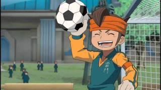 Inazuma Eleven Episode 4 Part 1 - Here Comes the Dragon! [HD]
