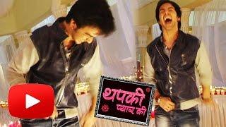 (Video) Bihaan Seriously SERIOUSLY INJURED On The Sets Of Thapki Pyar Ki
