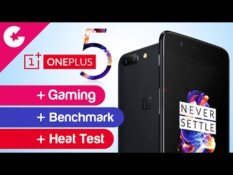 OnePlus 5 Performance Review - Gaming, Benchmark & Heat Test!