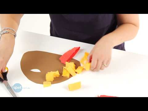 How To Make Animal Masks Kids Activities At Home