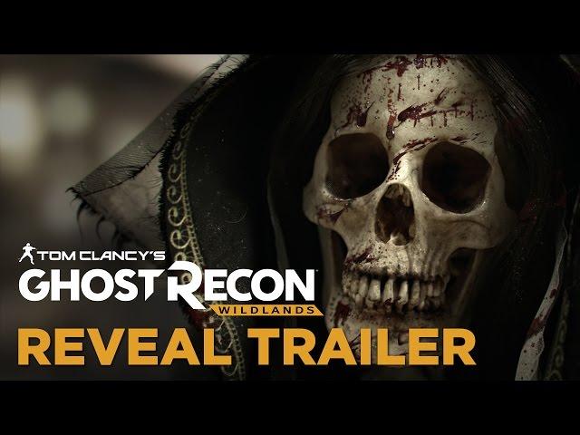 Tom Clancy's Ghost Recon Wildlands Reveal Trailer – E3 2015 [Europe]
