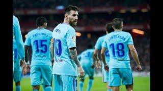 Athletic Club vs Barcelona [0-2] - La Liga, Round 10 - Match Review