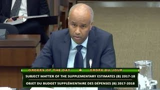 RAW: Canada's Immigration Minister Hussen Avoids Questions About FGM for Nearly 10 Minutes