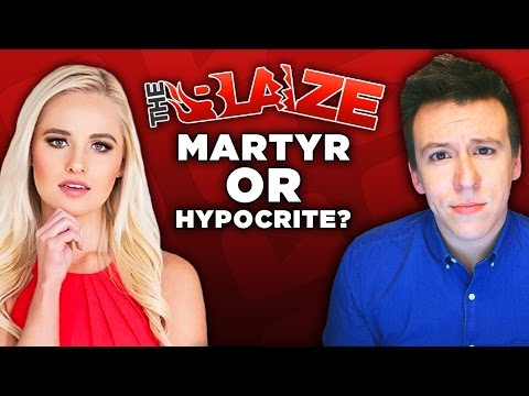 Why People Are Freaking Out Over Tomi Lahren's Suspension and Comments