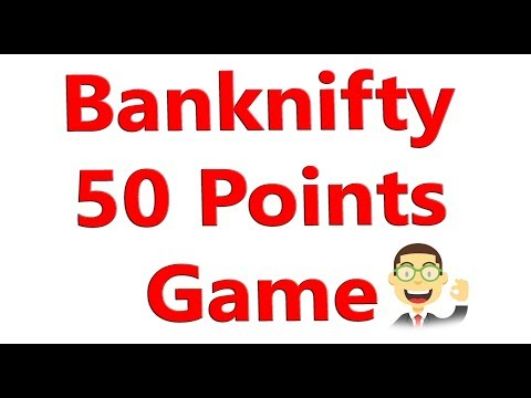 BankNifty 50 points Game | No Loss setup | No Indicator Strategy | www.sharmastocks.com