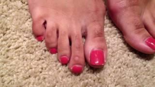 Ebony feet queen