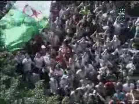الجزائريون بعد ضرب الحافلة 123 VIVA L ALGERIE