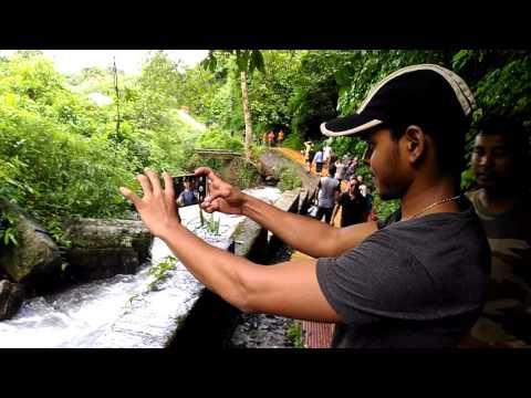 Beautiful waterfall......by Tridwip...@CAU,Imphal