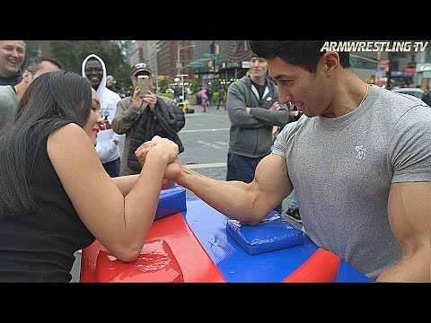 Xxx Mp4 CAN YOU BEAT HER AT ARM WRESTLING 3gp Sex