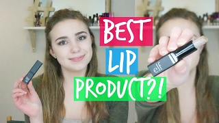 BEST LIP PRODUCT EVER?!
