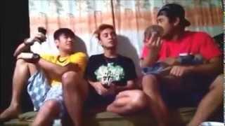 Filipino Funny Vines  Hindi Ako Takot Sa Multo Part 1,2,3 New 2015