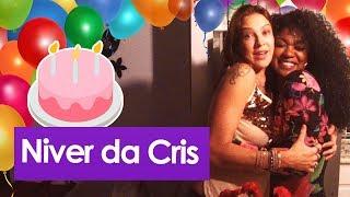 Vlog: Niver da Cris em NY - Luana Piovani