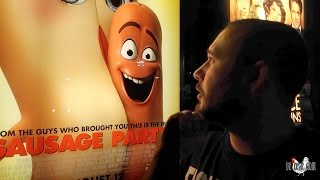 DON'T TAKE KIDS TO SEE SAUSAGE PARTY!