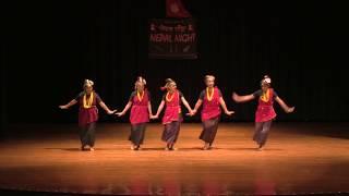 3. Saino Ramro (Gurung Dance)
