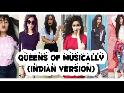 Xxx Mp4 Queens Of Musically Indian Version Aashika Avneet Nagma Heer Vitasta And More 3gp Sex