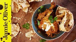 Quick Chicken Korma   Mallika Basu