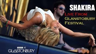 Shakira - Live from Glastonbury Festival (FULL Concert)