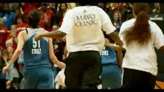 Maya Moore's Game 3 Buzzer-Beater From All-Angles!
