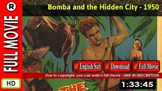Watch Online: Bomba and the Hidden City (1950)