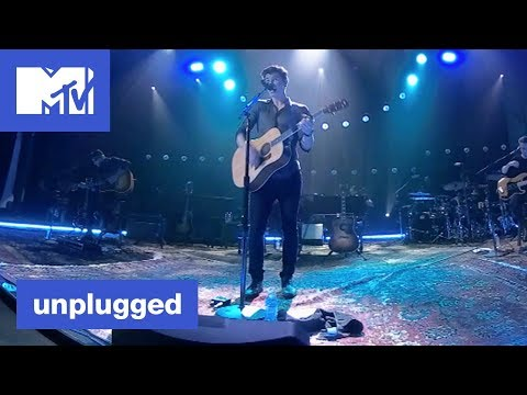 Shawn Mendes 360° Performance of Bad Reputation MTV Unplugged