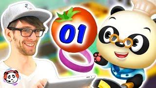 DR. PANDA RESTAURANT 2 APP 🐼 Part 1 🍣  Pandido Gaming
