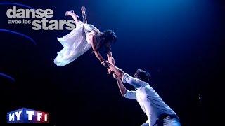 DALS S07 -  Une danse contemporaine pour Florent Mothe et Candice Pascal sur ''Lili'' (Aaron)