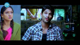 Extraordinary love feel allu arjun //parugu movie
