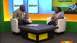 Badwam Newspaper Review on Adom TV (17-8-17)