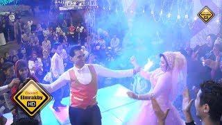 راقصه سلو غريبه رقص سلو X رقص شعبى و شالها ولف كمان يارب تعجبكم | جزء 2  # المراكبى للإنتاج الفنى