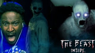 You Won't BELIEVE What's In This House   THE BEAST INSIDE Demo w/ HEART RATE MONITOR