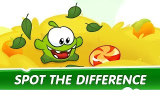 Spot The Difference Ep 35 - Om Nom Stories: Forest