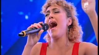 Elena Ispas  -  Purple Rain - X Factor Romania