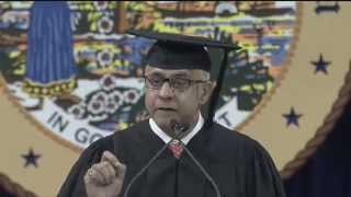 Subroto Bagchi - Commencement Speech at University of Florida