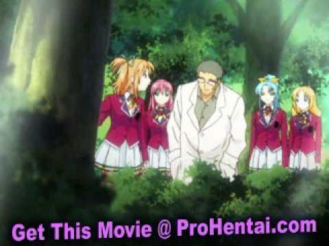 Teen Students and Teacher Hentai