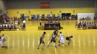 Milo Cup 2016 Adroit vs Tagawa - 1st Q