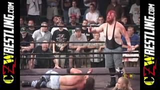 CZW: Taipei Death Match - Zandig vs. Ian Rotten (CZWstudios.com)