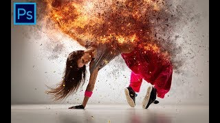 How to Create a Firestorm Kill  Action in Photoshop (free Ps Action ) download