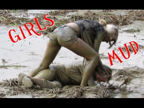 LOTS OF GIRLS AND LOTS OF MUD
