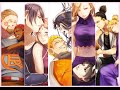 Download Video Naruto Canon Couples and their Children (I Need Your Love) 3GP MP4 FLV