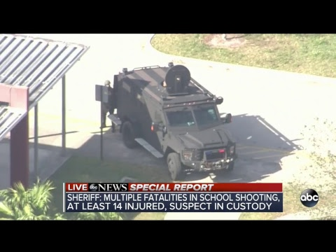 Xxx Mp4 Shooting At South Florida High School ABC News Special Report 3gp Sex