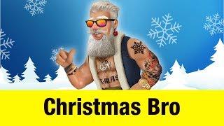 Christmas Bro - Têtes à claques