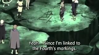 Naruto and Sasuke fight Rikudou Madara! Part 1