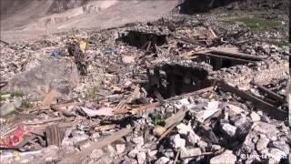 Langtang Valley after earthquake #1: Langtang