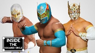 The History of Sin Cara/Mistico - Inside the Squared Circle