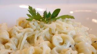 Peynirli Makarna Tarifi | Peynirli Makarna Nasıl Yapılır